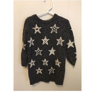GAP Dresses - Baby Gap Girls Star Tunic Sweater
